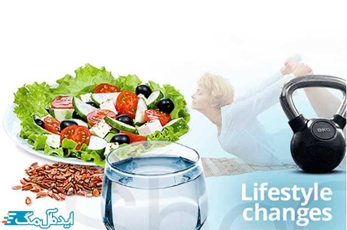 رژیم غذایی متعادل کننده هورمون
