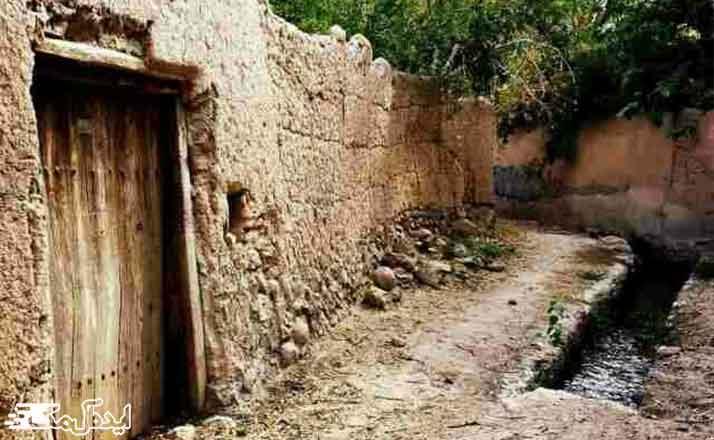 بافت سنتی و قدیمی در شهمیرزاد