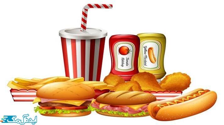 تاثیرات مصرف قست فودها بر افزایش وزن