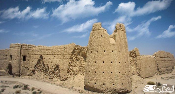 جاذبه تاریخی قلعه جهان آباد