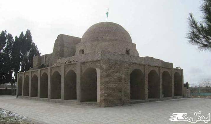 مقبره های تاریخی شهر رشتخوار