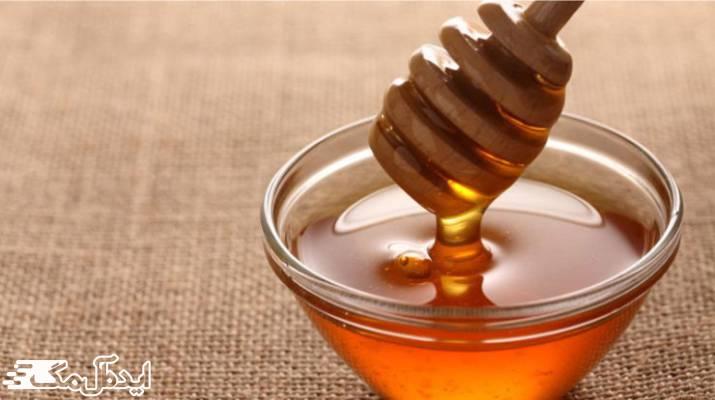 مصرف عسل برای چاق شدن صورت