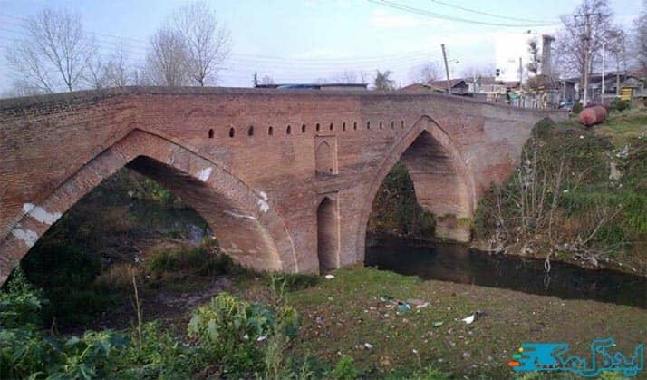 پل های تاریخی صومعه سرا