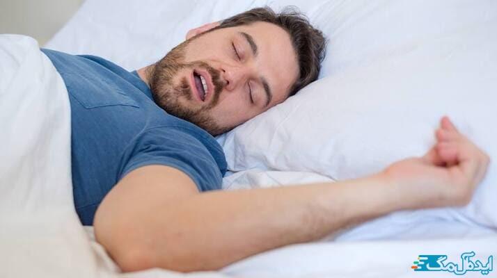 چاقی و توقف تنفس در خواب
