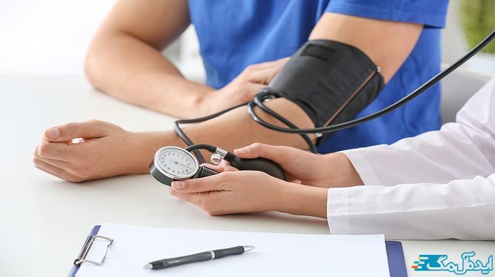 چاقی و فشار خون