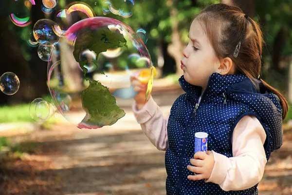 حباب ها موجوداتی جذاب و اسرارآمیز