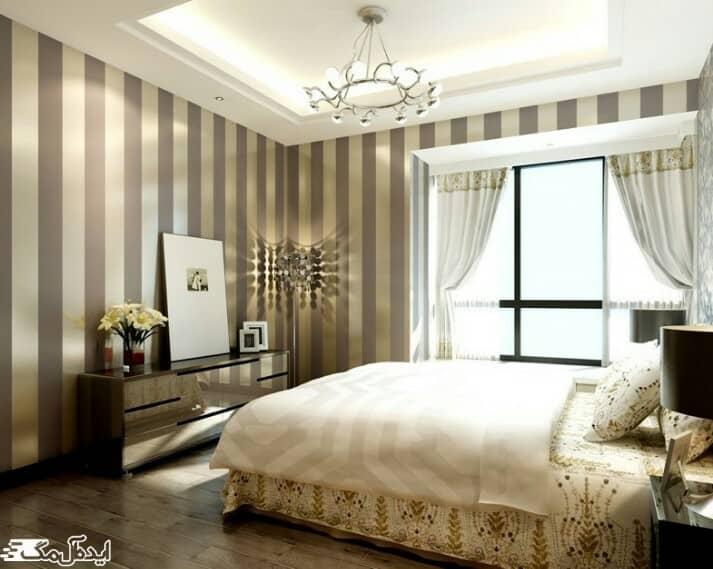 کاهش شلوغی در اتاق خواب