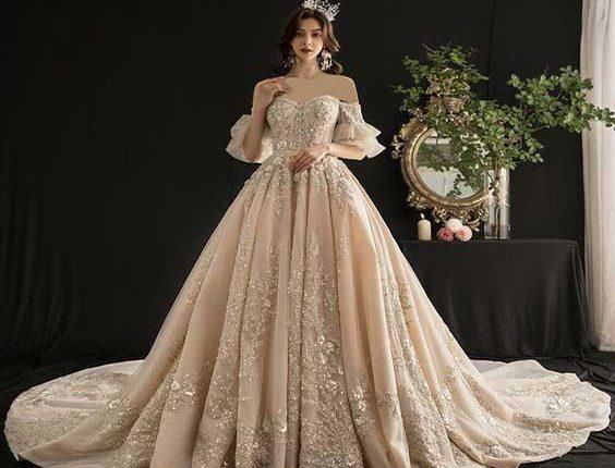 جدیدترین مدل های لباس عروس پرنسسی ۲۰۲۰