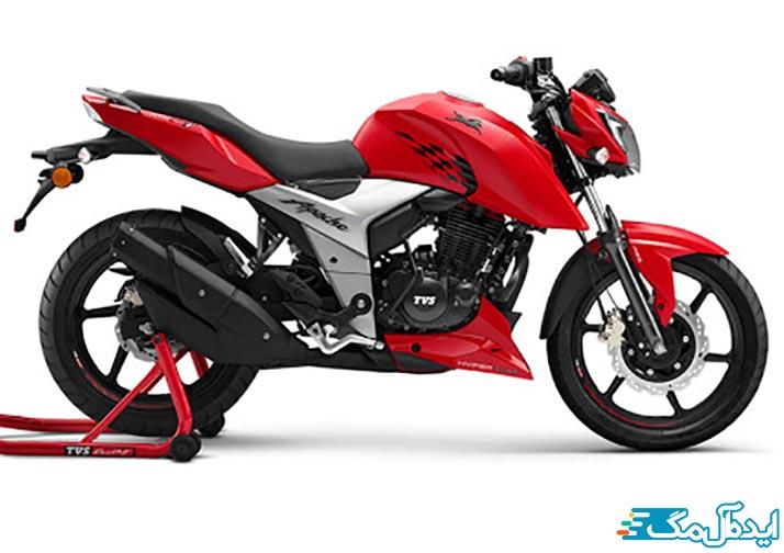 عکس موتور سیکلت آپاچی 160