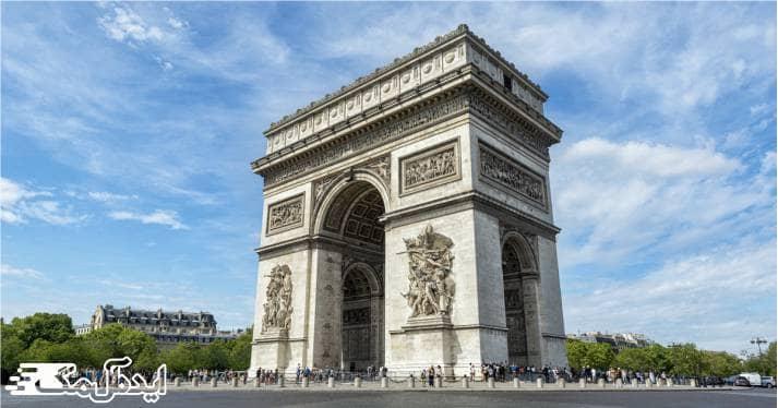 طاق پیروزی در پاریس