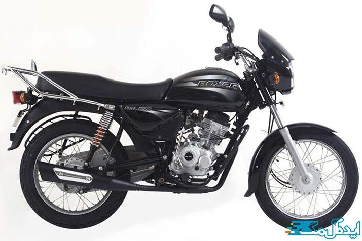 قیمت انواع موتورسیکلت بوکسر 150