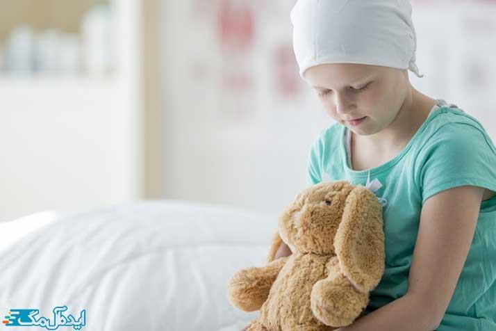 انواع سرطان در کودکان