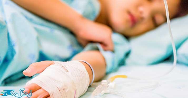 درمان سرطان در کودک