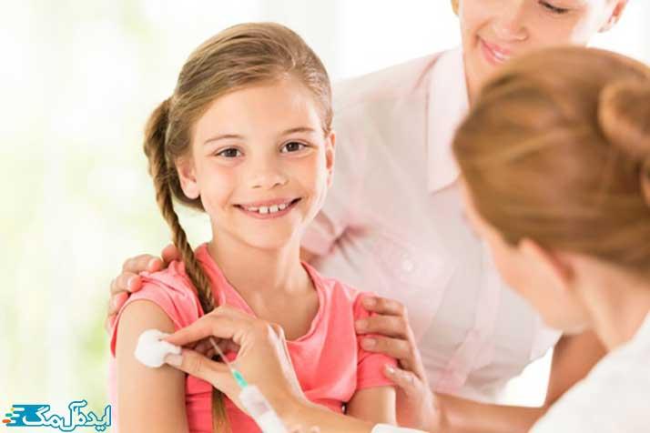 واکسن آنفولانزای اسپری بینی