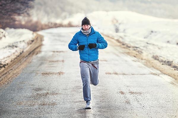چگونه هوای سرد باعث لاغری می شود؟