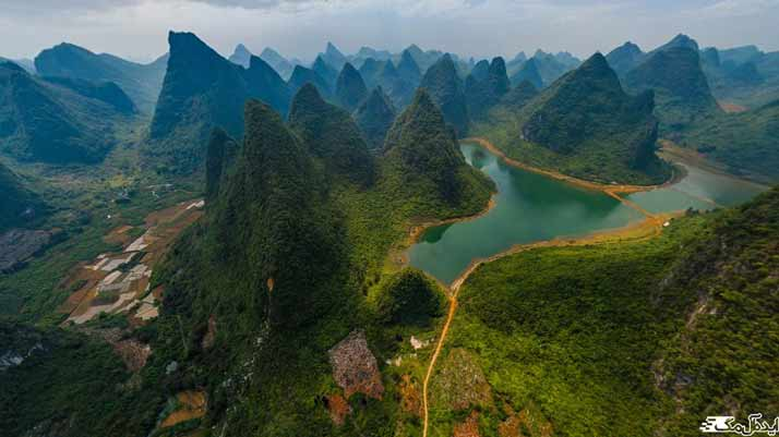 عکس پارک های چین