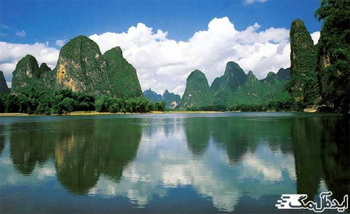عکس پارک های دیدنی چین
