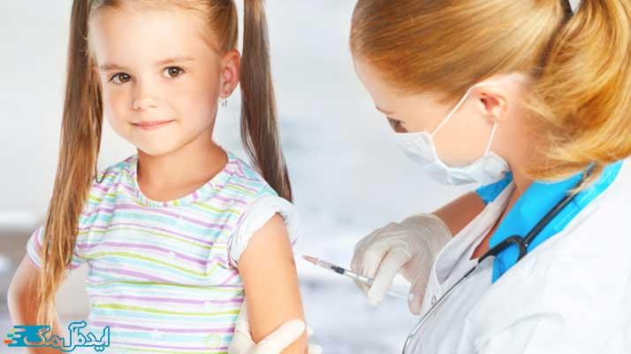 واکسن آنفولانزای تزریقی