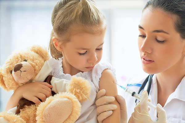 واکسن آنفولانزا برای کودکان