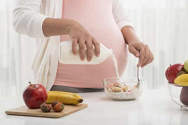 نکات مهم تغذیه در دوران بارداری