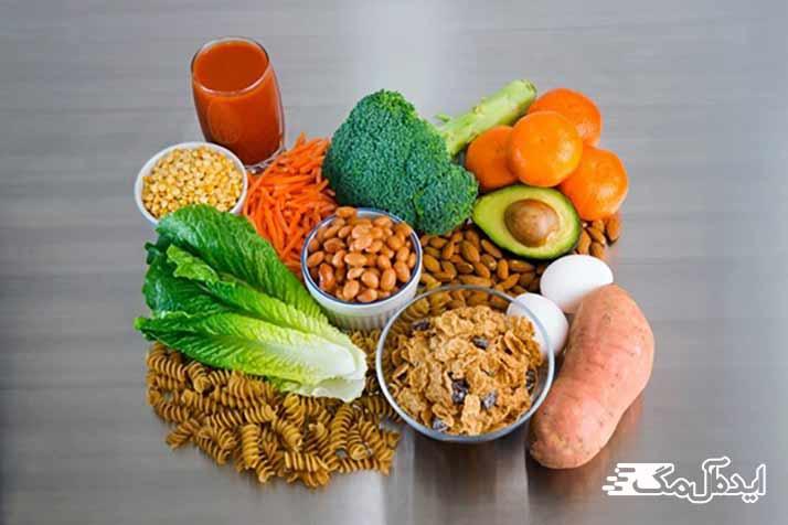 تغذیه سالم در دوران بارداری