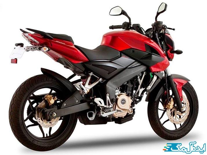 موتور سیکلت پالس 150