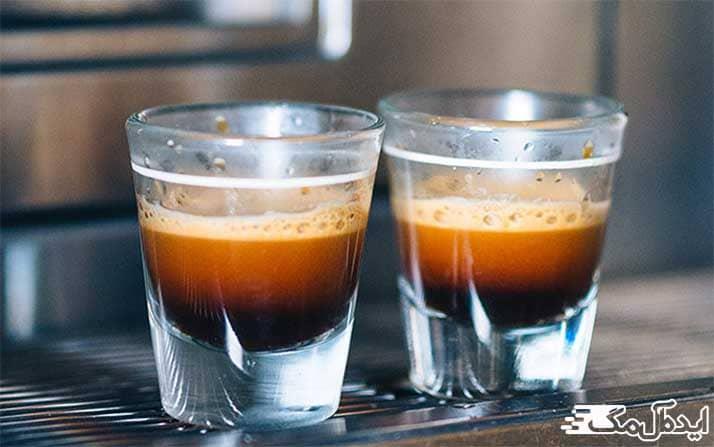 قهوه ریستریتو