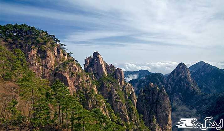 زیباترین مناطق گردشگری چین