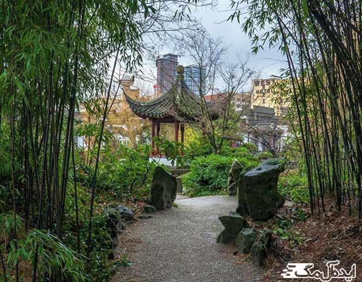 جاذبه های طبیعی کشور چین
