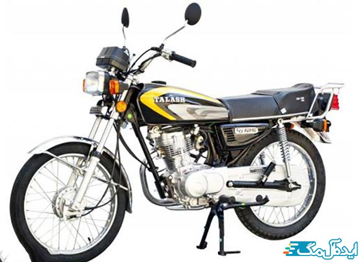 موتور سیکلت تلاش 125