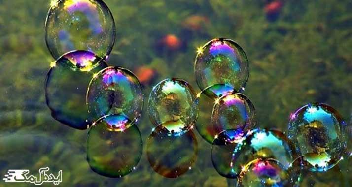 حباب گرد