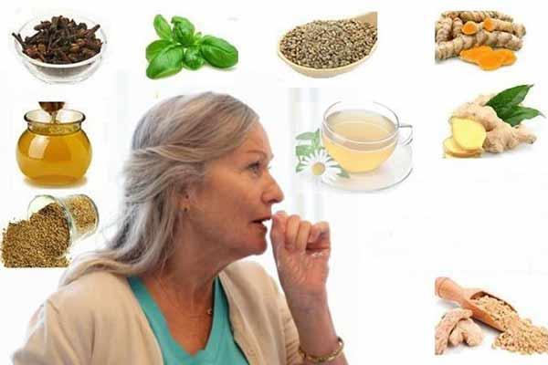 داروی گیاهی برای سرفه