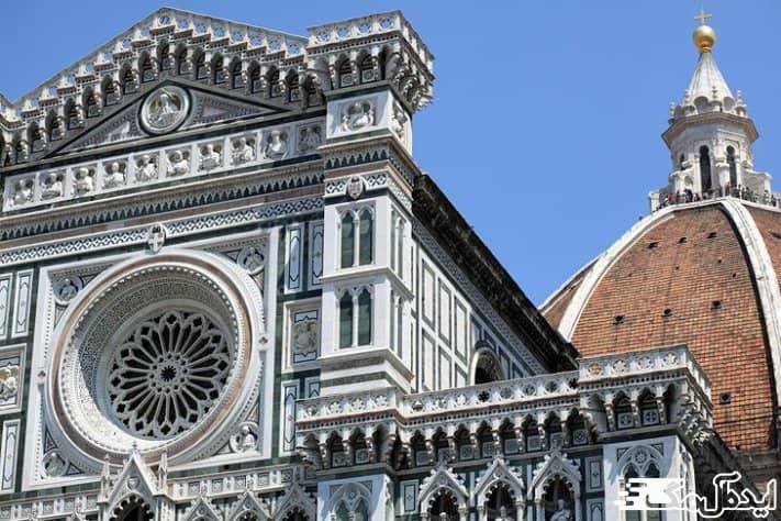 کلیساهای تاریخی شهر فلورانس