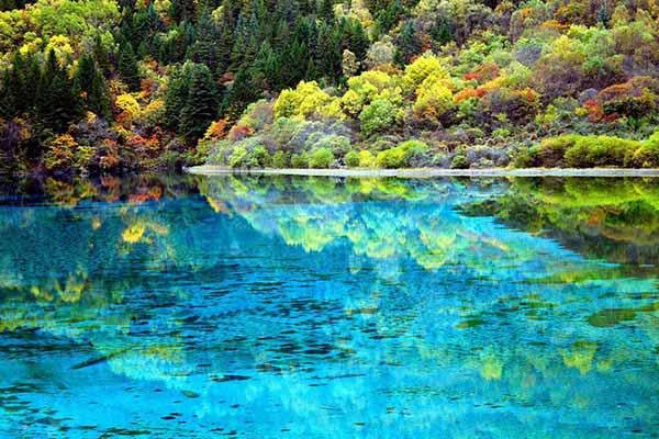پارک های ملی چین