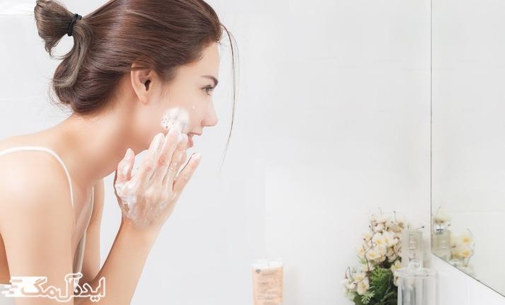 شوینده خوب برای پوست مختلط
