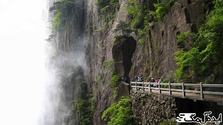 دیدنی ترین مناطق چین