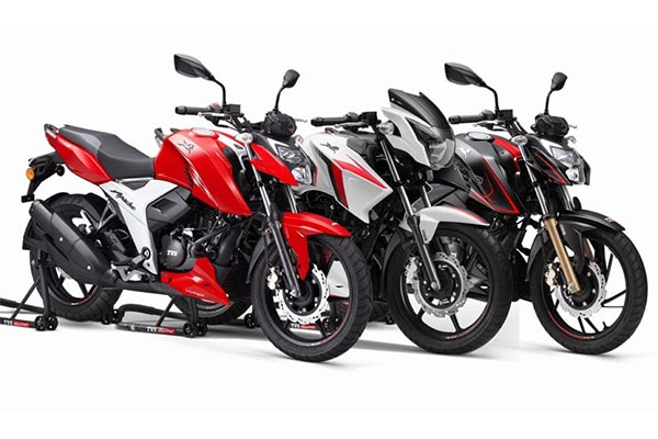 قیمت انواع موتور سیکلت