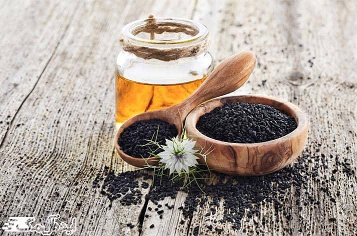 خواص درمانی سیاه دانه