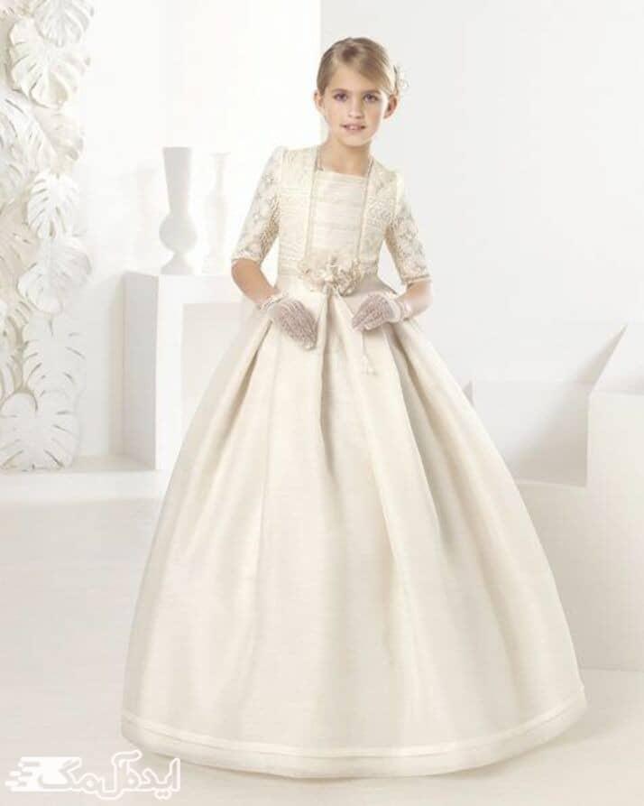 لباس مجلسی برای دختر بچه