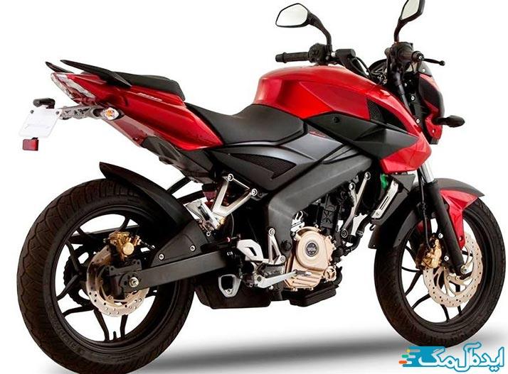 موتور سیکلت پالس ان اس 200