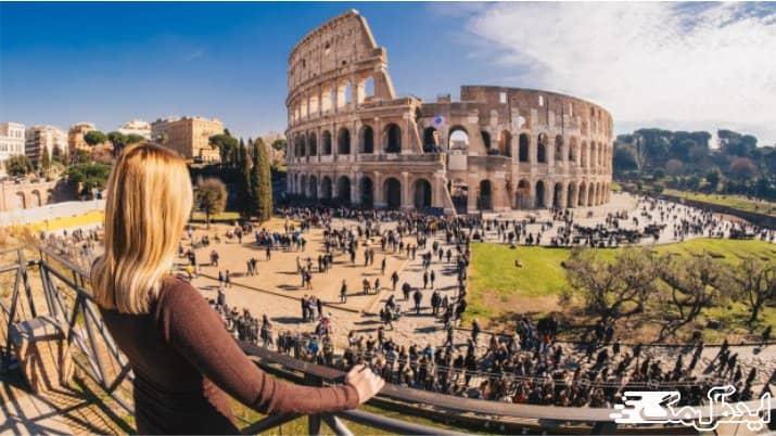 رم یکی از دیدنی ترین شهرهای ایتالیا