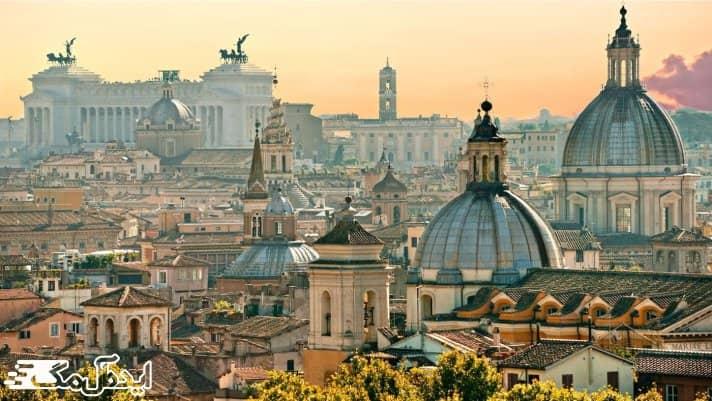 رم پایتخت باشکوه ایتالیا