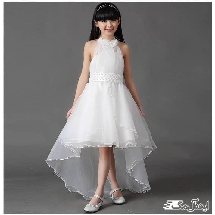 مدل لباس عروس بچگانه ترکیه