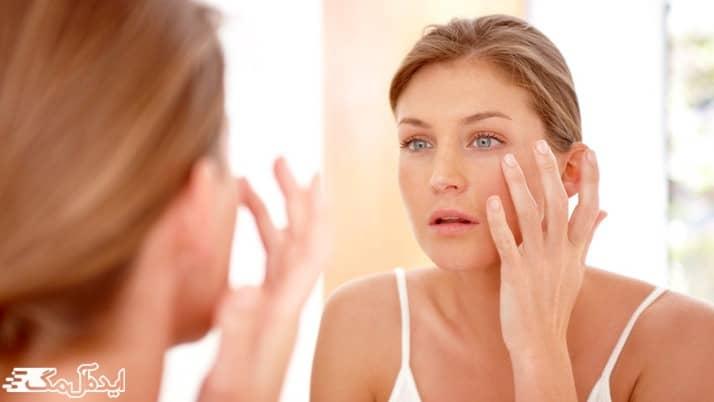 استفاده از کرم های روشن کننده برای سفید کردن پوست برنزه