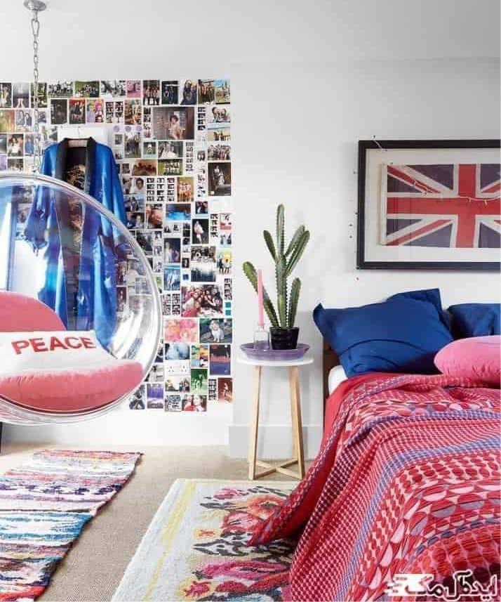 اتاق خواب سبک روز