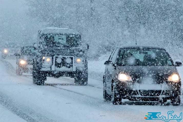 راهنمای سفر در زمستان