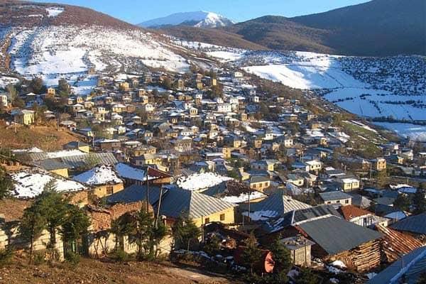 دیدینی های شهر پول در استان مازندران
