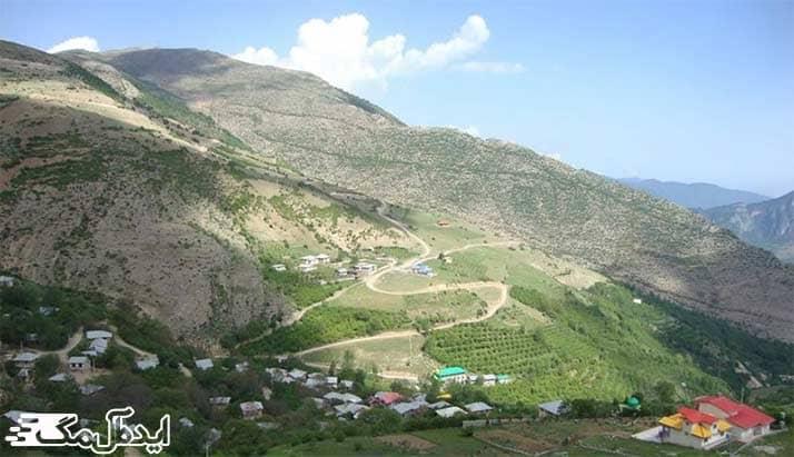 جاذبه های گردشگری رحیم آباد
