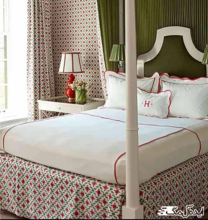 بیشترین طراحی برای اتاق خواب