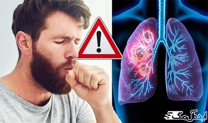 علائم سرطان ریه